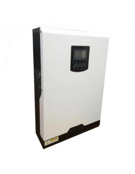 Inverter 2400W 24V 3000VA Plus Pure Sine Wave Off Grid Charger 60A MPPT