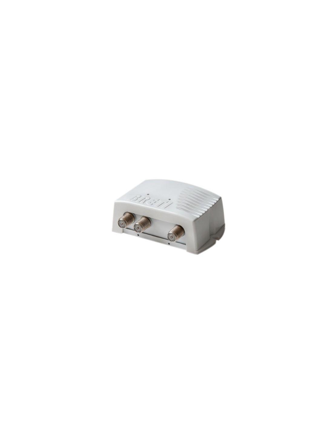 Amplificador inteligente de se al tv para dtt adecuado - Amplificador senal tv ...