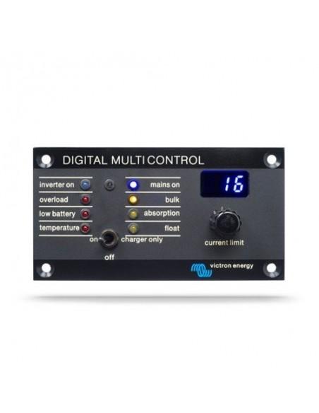 Panneau de Commande Digital Multi Control 200/200A Multi Quattro Victron Energy