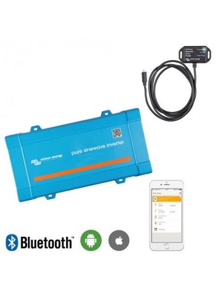 Set convertisseur Phoenix 400W 48V 500VA VE.Direct schuko + Contrôle Bluetooth