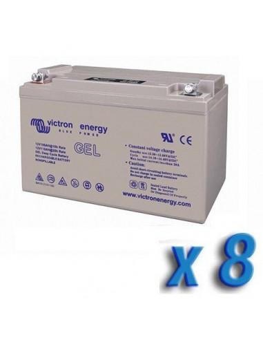 Batteria GEL Deep Cycle 60Ah 12V Victron Energy Fotovoltaico Nautica Camper