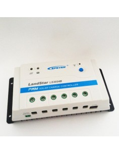 Solarladeregler PWM 30A 12/24V EP Solar New LandStar Photovoltaik Solar