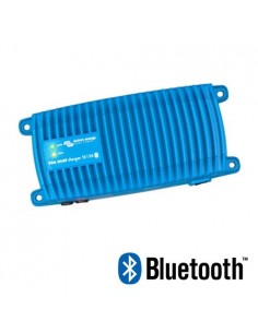 Caricabatteria 12A 24V Victron Energy Blue Smart IP67 Bluetooth 24/12 1 Schuko