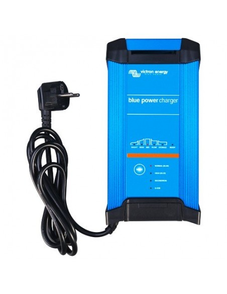 Chargeur 12A 24V Victron Energy Blue Power IP22 Charger 24/12 3 Schuko