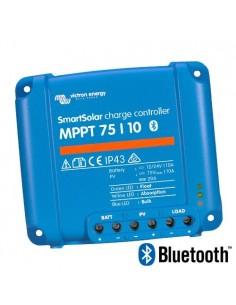 Smartsolar Contrôleur de Charge MPPT 75/10 75Voc 10A Victron Energy