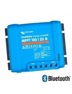 Controlador de Carga Smartsolar MPPT 100/20 100Voc 20A Victron Energy