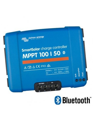 Smartsolar MPPT Charge Controller 100/30 100Voc 30A Victron Energy