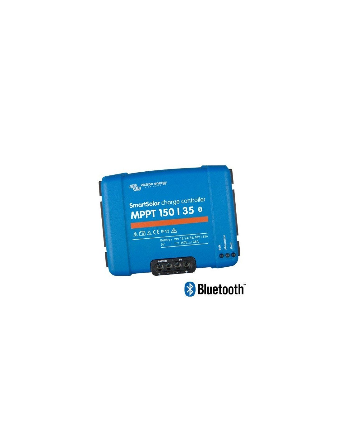 Pantalla LCD enchufable para monitor y programa Victron SmartSolar MPPT controladores de carga solar Victron SmartSolar