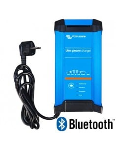 Caricabatteria 20A 12V Victron Energy Blue Smart IP22 Bluetooth 12/20 1 Schuko