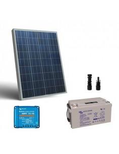 Kit Solaire 80W 12V Pro2 Panneau Contrôleur de charge 10A MPPT Batterie 60Ah
