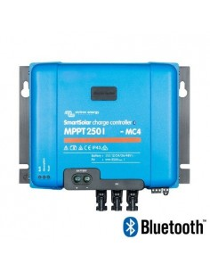 Controlador de Carga Smartsolar  MPPT 250/60-MC4 250Voc 60A Victron Energy