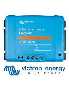 Convertisseur de tension DC-DC Orion isolation 16A 380W In40-70V Victron Energy
