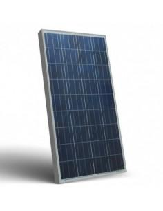 Solarmodul Photovoltaik SR 100W 12V Polykristallines Installation Camper Hutte
