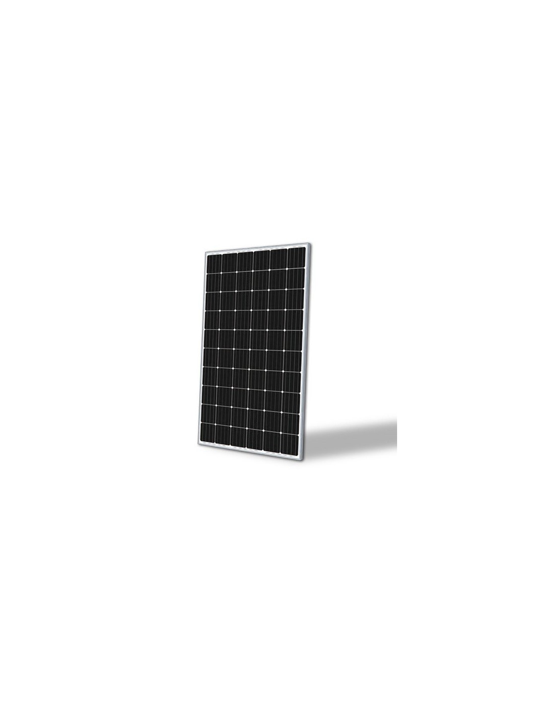 Pannello Solare Da Casa : Pannello solare fotovoltaico w v monocristallino casa