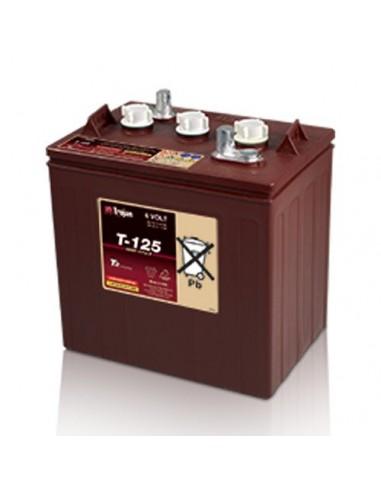 Batteria Trojan 240Ah 6V T-125 Fotovoltaico off grid, veicoli elettrici nautica