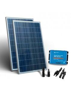 Kit Solare 300W 12/24V Base2 SR Pannello Fotovoltaico Regolatore Carica 30A MPPT
