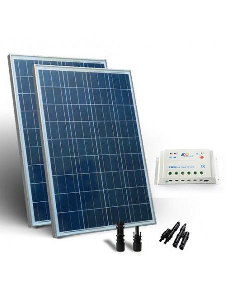 Kit solaire pour diverses applications