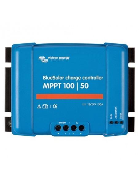 Kit solaire 100W base Panneau Photovoltaique + Regulateur de Charge 10A - PWM
