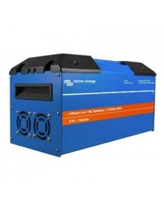 Batterie Lithium HE 100Ah 24V 2.5kWh Victron Energy Accumulation Photovoltaïque