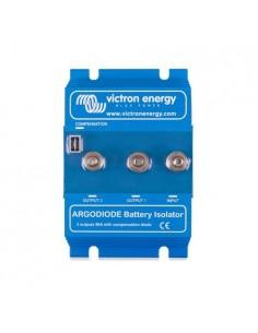 Isolatore di batterie a diodo ARGO 80A-2SC a doppia uscita Victron Energy