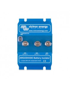 Répartiteurs de batteries à diode ARGO 80A-2SC double sortie Victron Energy