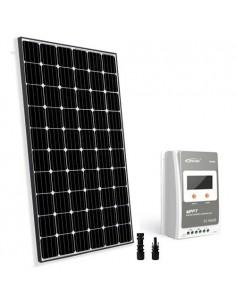 Solar Kit Base TR 300W 12/24V Photovoltaik Panel Laderegler 30A MPPT Haus Hütte