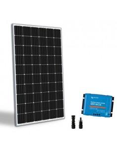 Kit Solare 300W 12/24V TR Base2 Pannello Fotovoltaico Regolatore 30A MPPT