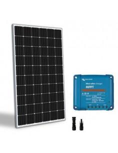 Kit Solare 300W 24V TR Base2 Pannello Regolatore di carica 15A MPPT