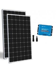Kit Solare 600W 24V TR Base2 Pannello Fotovoltaico Regolatore 30A MPPT