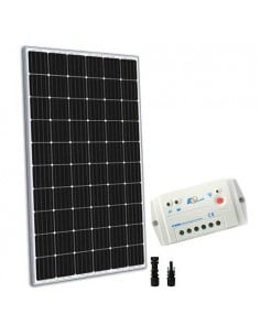 Solar Kit base 300W 24V TR Panel Charge Regulator 20A PWM House