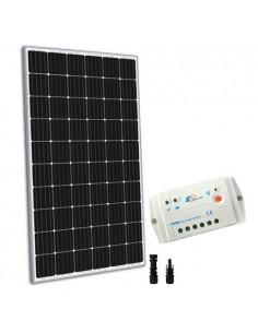 Solar Kit Base 300W 24V TR Panel Laderegler 20A PWM Haus Hütte