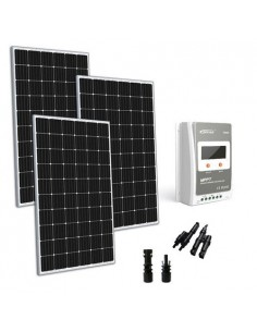 Solar Kit 900W 24V TR base Solar Panel Charge Regulator 40A MPPT