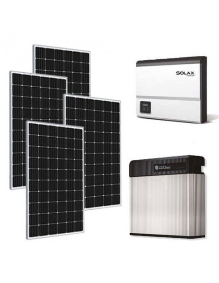 Photovoltaic Storage Kit