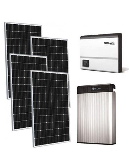 Kit photovoltaïque Stockage