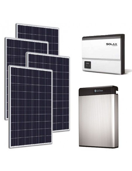 Kit Fotovoltaici Off-Grid
