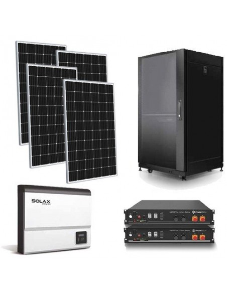 Photovoltaik-Speicher-Kit