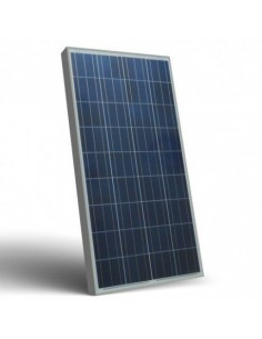 Solarmodul Photovoltaik 80W 12V SR Polykristallines Installation Camper Hutte