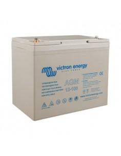 Batterie 100Ah 12V AGM Super Cycle Victron Energy Photovoltaïque Nautique