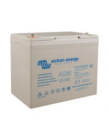 Batteria AGM Deep Cycle 90Ah 12V Victron Energy Fotovoltaico Nautica Camper