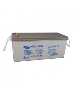 Batterie 230Ah 12V AGM Super Cycle Victron Energy Photovoltaïque Nautique