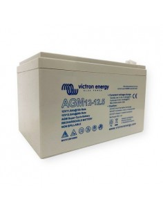 AGM Super Cycle Battery 12.5Ah 12V Victron Energy Photovoltaic Nautical Camper