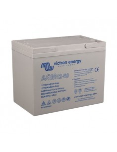 AGM Super Cycle Battery 60Ah 12V Victron Energy Photovoltaic Nautical Camper