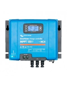 Regolatore di Carica MPPT Smartsolar 150/45-MC4 150Voc 45A Victron Energy