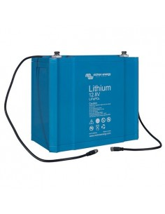Batteria al Litio LFP 100Ah 12,8V Smart Victron Energy Accumulo Fotovoltaico