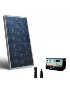 Solar Light Kit Camper 12V 80W SR photovoltaïque contrôleur panneau MC4
