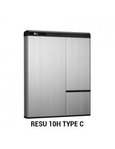 Batterie au lithium 9.8kWh 400V LG Chem RESU Interface CAN 2.0 B SMA
