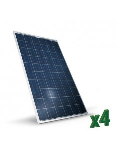 Photovoltaic Solar Panel 270W Polycrystalline System House Chalet