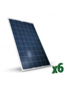Pannello Solare Fotovoltaico 270W Policristallino Impianto Casa Baita