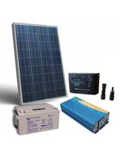 Kit solare baita 150W 12V Pro pannello regolatore di carica inverter batteria