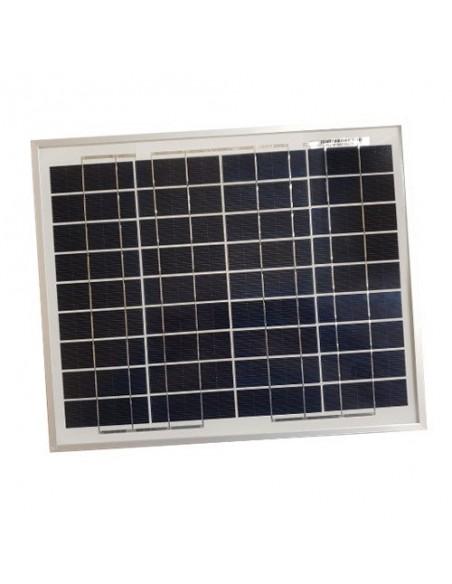 Solarmodul Photovoltaik 200W 12V Polykristallines Installation Camper Boot Hutte
